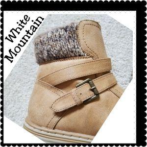White Mountain Boot.                           TB2